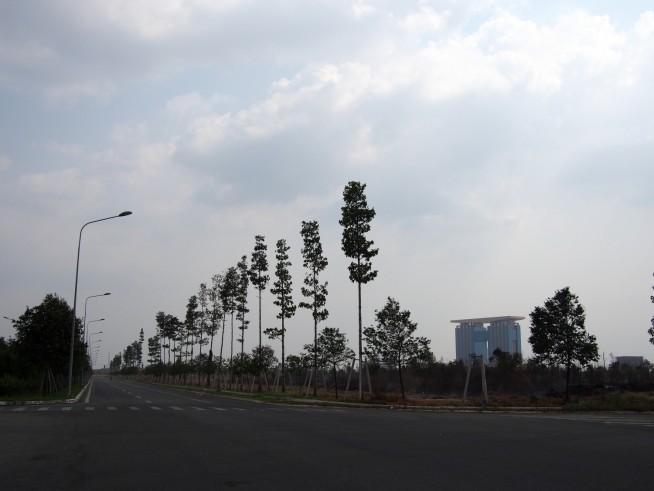 今後開発される予定の土地