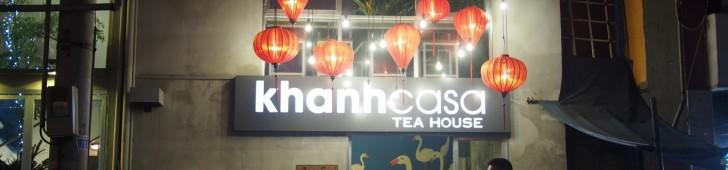 カンカサティーハウス(Khanh Casa Tea House)