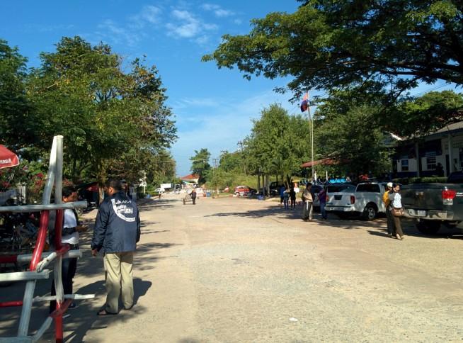 カンボジア・タイ国境