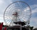 ダナン新名所となった観覧車「サンホイール」は琵琶湖からやってきた元世界一の観覧車