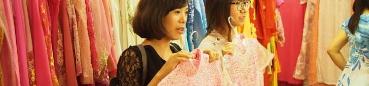 アオザイを着て記念撮影!!「Miss Saigon Studio」で体験してきました。