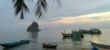 カンボジアツーリング第11回~カンボジアの海沿いを走り11日ぶりのベトナムへ~