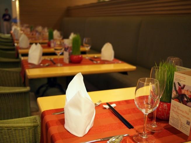 Saigon Cafeのディナービュッフェ