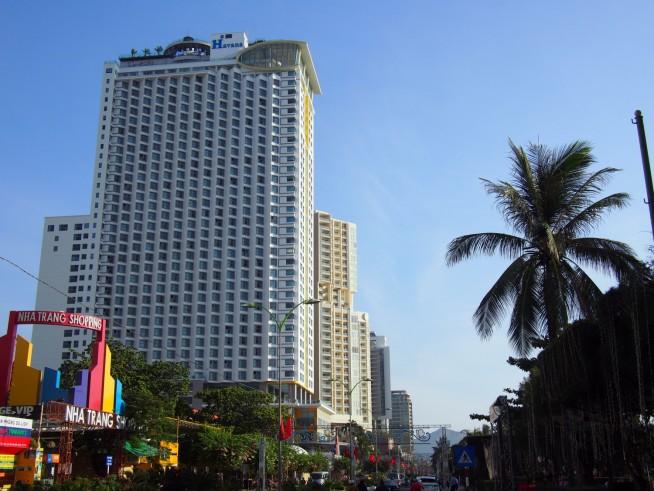 ハバナホテルの屋上
