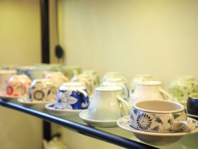 お気に入りの器で飲むベトナムコーヒーは格別!?