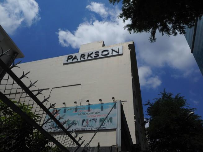 PARKSON外観
