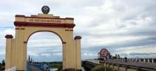 ベトナム戦争当時の南北境界に掛かる橋ヒエンルオン橋に訪問しよう