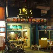 ブンチャー・ハノイ・145(Bún Chả 145 Bùi Viện)