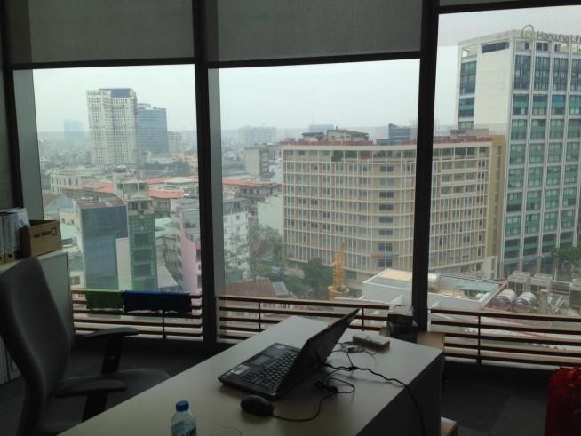 オフィスからの景色