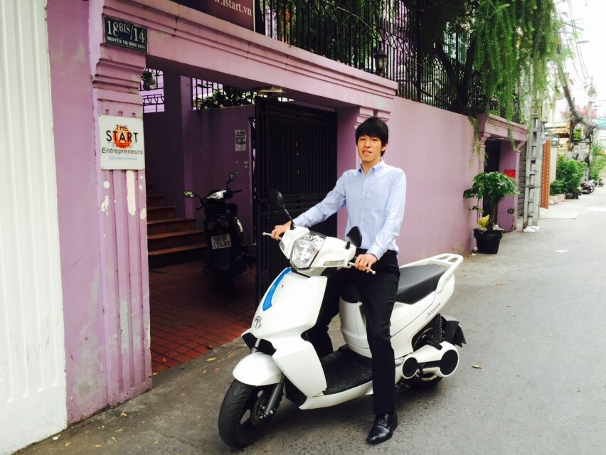 ベトナム・ホーチミンで働く日本...