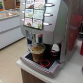 ベトナムのファミリーマートでセルフサービスのコーヒーを飲んでみました。