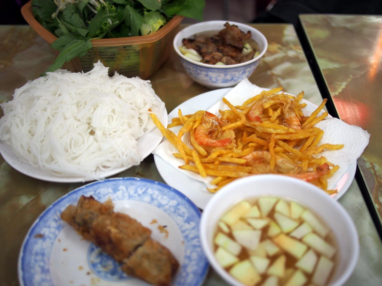 ブンチャーハノイ26(Bun Cha Ha Noi 26) - ホーチミン市1区の飲食・レストラン/ベトナム料理 | スポットデータベース | ベトナム生活・観光情報ナビ[ベトナビ]