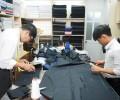 ホーチミンでワンランク上のオーダーメイド「DATI Luxury Fabric」
