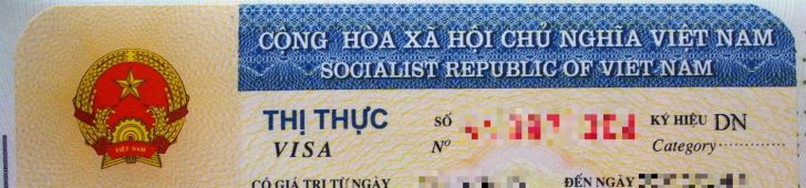 ベトナム出張時に必須で最大一年まで滞在可能なビジネスビザについて