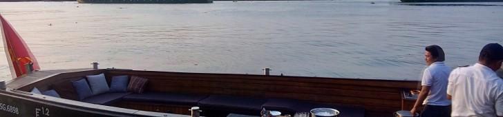 サイゴン・ボート・ツアー(Tàu Saigon Boat tour)