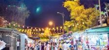 ナイトマーケット(Chợ Đêm)の写真