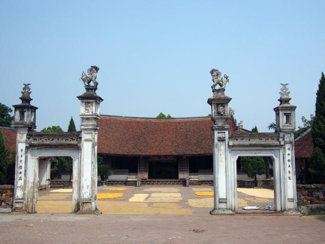 モンフー亭(Dinh Mong Phu)
