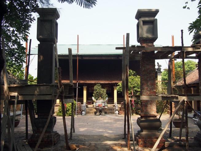 ゴークエン廟