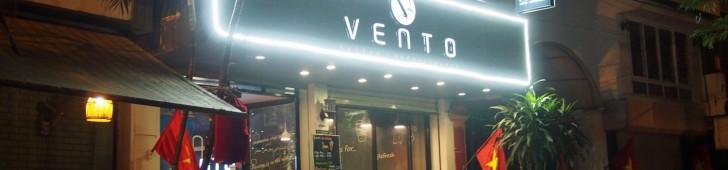 ベントコーヒー(Vento Coffee)