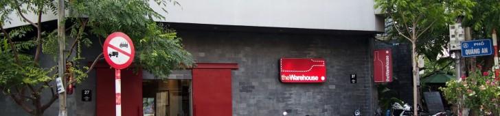 ザ ウェアハウス(The warehouse)