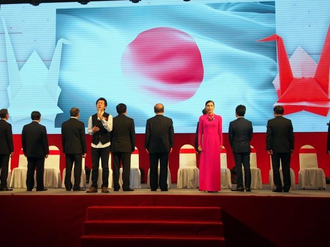 日本国歌「君が代」