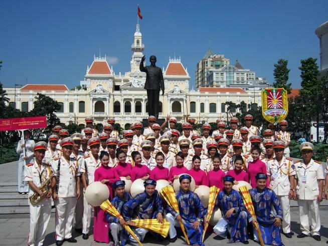 ベトナム警察音楽隊