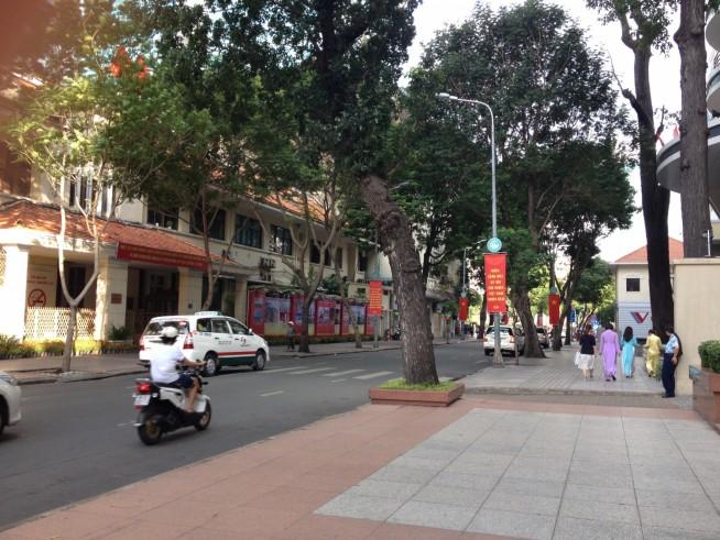 Rさんが働くベトナム・ホーチミン市