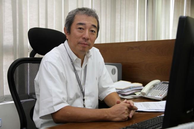 JBAH・社会貢献委員会の高野正秀委員長