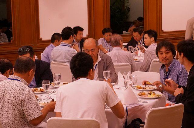 タイで開催された第5回和橋世界大会の様子