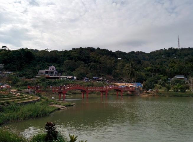 トゥイリエム湖(Hồ Thủy Liêm)