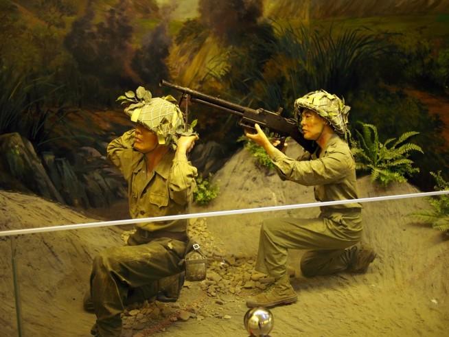 ベトナム兵