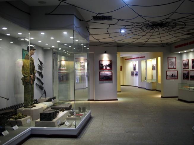 とても綺麗な博物館です