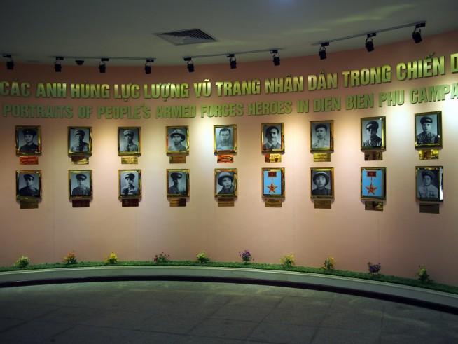 ベトナム人民軍の英雄