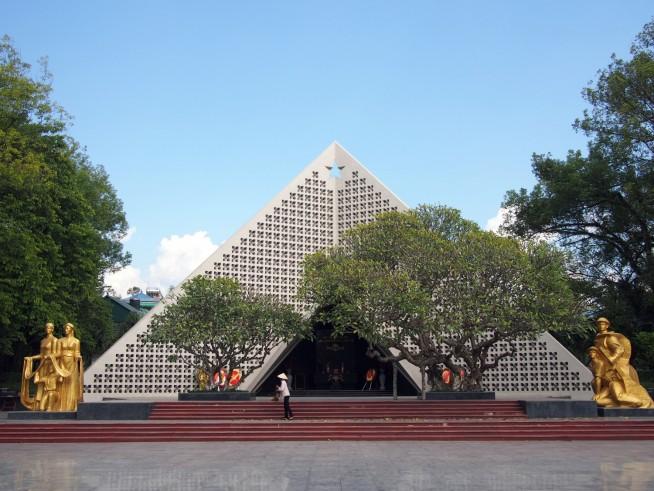 烈士記念祠