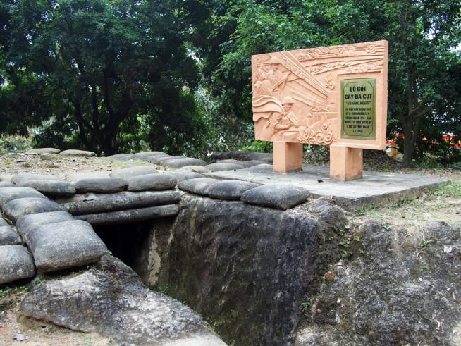ベトナム軍によるトンネル