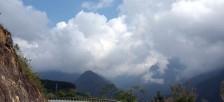 サパから更に登ったところにある標高2000mのオークイホー峠(Ô Quy Hồ)