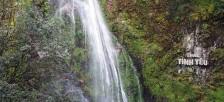 サパ郊外にある愛の滝と銀の滝の2つの滝を見に行こう