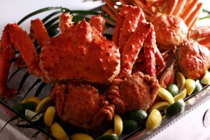 Sheraton Saigon_Li Bai_King Crab