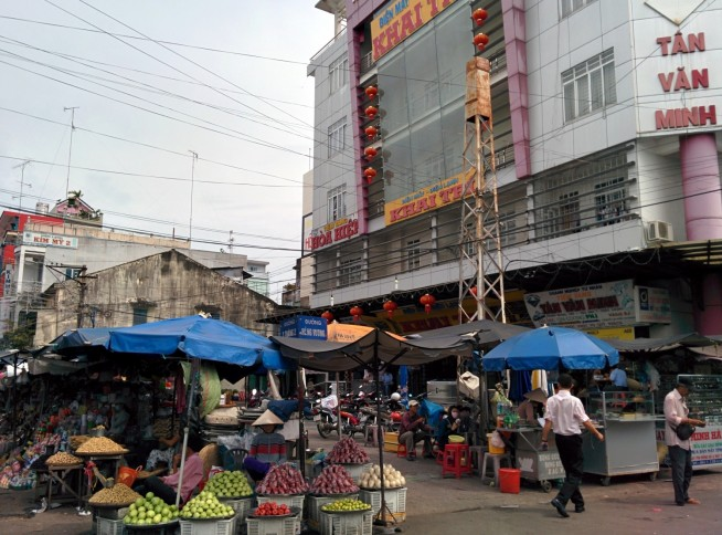 ヴィンロン市場