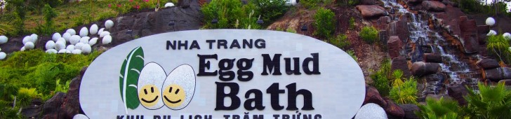 Egg Mud Bath Nha Trang