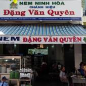 ネムヌン・ニンホア・ダンヴァンクエン(Nem Nướng Ninh Hòa Đặng Văn Quyên )
