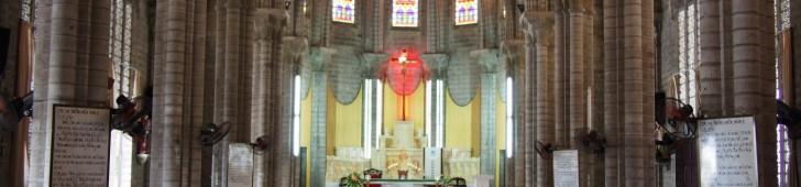 ニャチャン大聖堂(Nhà thờ Núi Nha Trang)