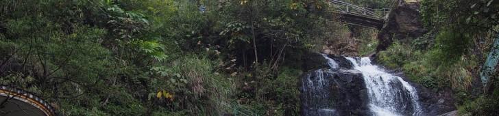 銀の滝(Thác Bạc)