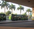 タンソンニャット国際空港とホーチミン中心部を結ぶ路線バス「152系統」「109系統」に乗ってみよう