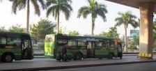 タンソンニヤット国際空港とホーチミン中心部を結ぶ路線バスに乗ってみよう