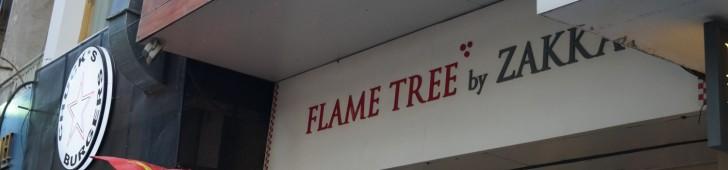 FLAME TREE by ZAKKA