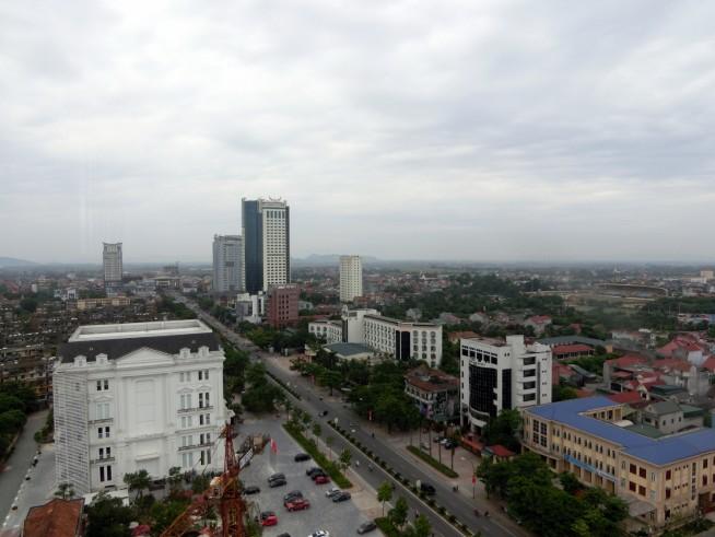 ヴィン市(Thành phố Vinh)