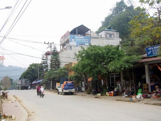 ラオカイ省シマカイ村(Xã Si Ma Cai)