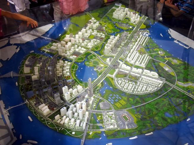 2区トゥーティエム地区の未来図