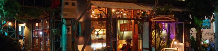 インフィニティ・カフェ・アンド・ラウンジ(Infiniti Cafe & Lounge)